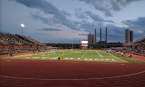 Northeast San Antonio high school football stadium