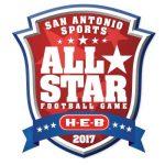 San Antonio Sports All Star Football Game logo